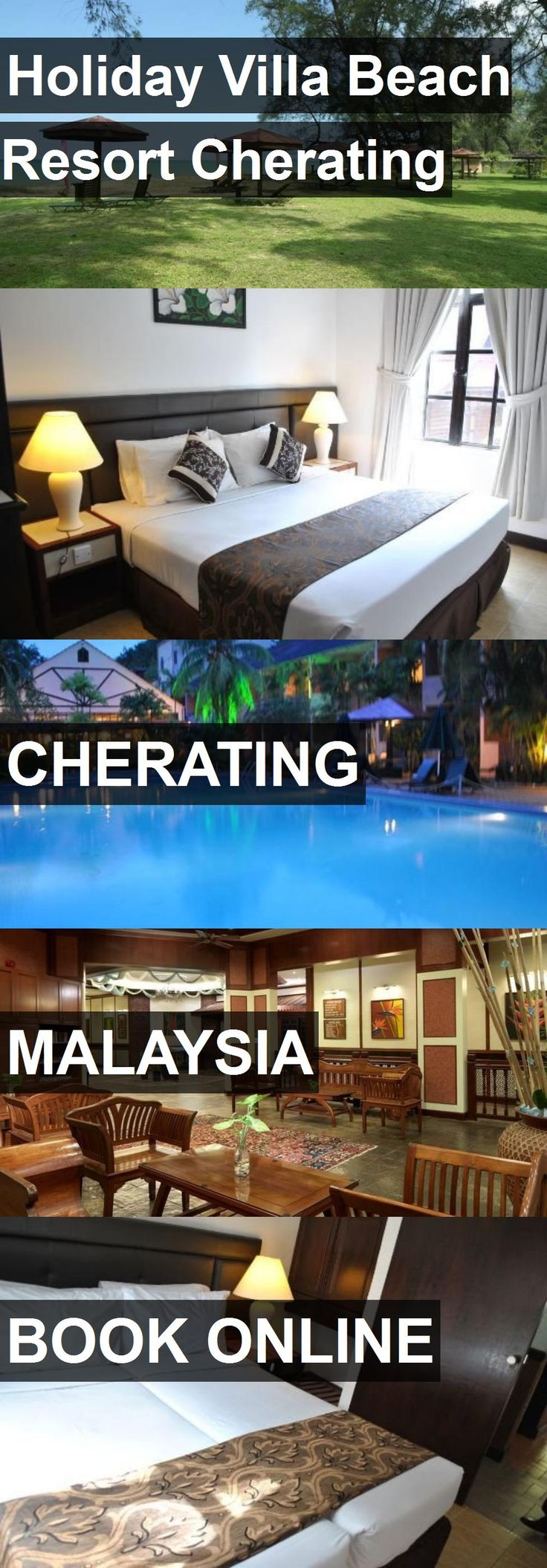 Hotel Holiday Villa Beach Resort Cherating in Cherating, Malaysia. For more information, photos, reviews and best prices please follow the link. #Malaysia #Cherating #travel #vacation #hotel