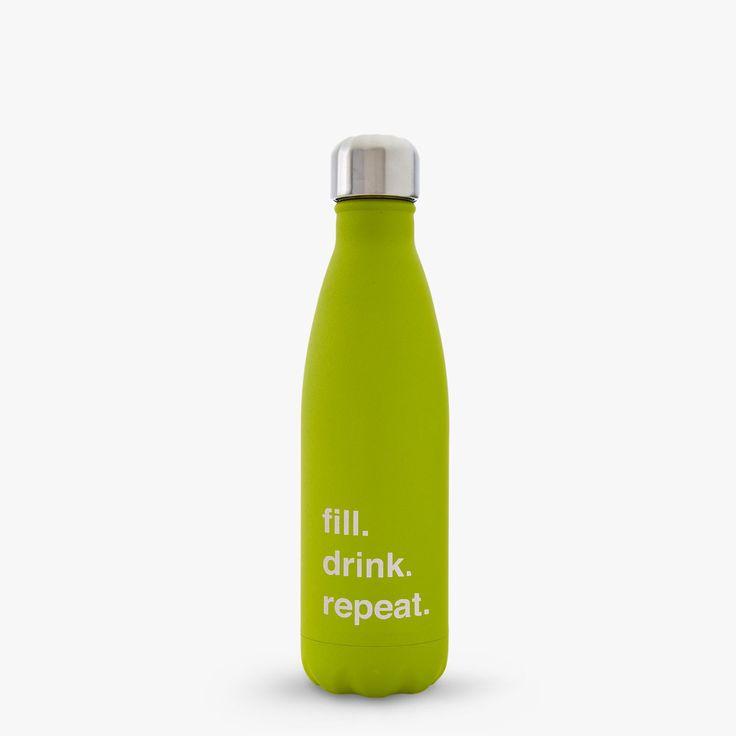 Fill Drink Repeat (Green)