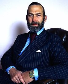 Prince Michael of Kent (Born 1942). Son of Prince George and Marine of Greece and Denmark. He married Marie Christine Anna Agnes Hedwig Ida von Reibnitz and had two children.