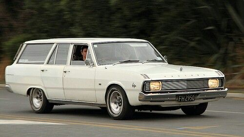 1970 Valiant Safari  station wagon