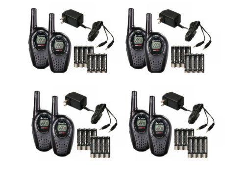 CXT 235 Cobra MicroTalk 20 Mile Radio ** Click image to