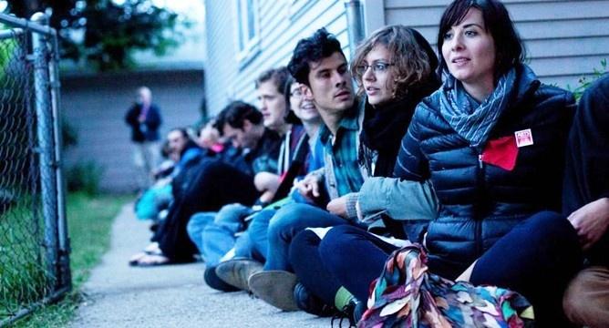 Flash Encampments  Occupy morphs into a new model!: Progress Politics, Encamp Occupi, Flash Encamp, Engage Democracy, Occupi Morphs