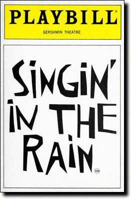 89 Best Playbill Images On Pinterest Broadway Plays