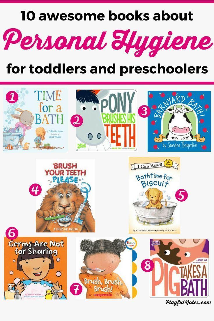 Schauen Sie Sich Diese Liste Mit 10 Tollen Buchern Uber Personliche Hygiene Fur Kinder An Si Toddler Activities Child Activities Toddlers Toddler Preschool [ 1102 x 735 Pixel ]