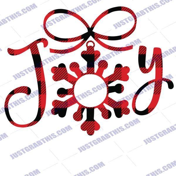 Download Joy Monogram SVG Files For Silhouette, Files For Cricut ...
