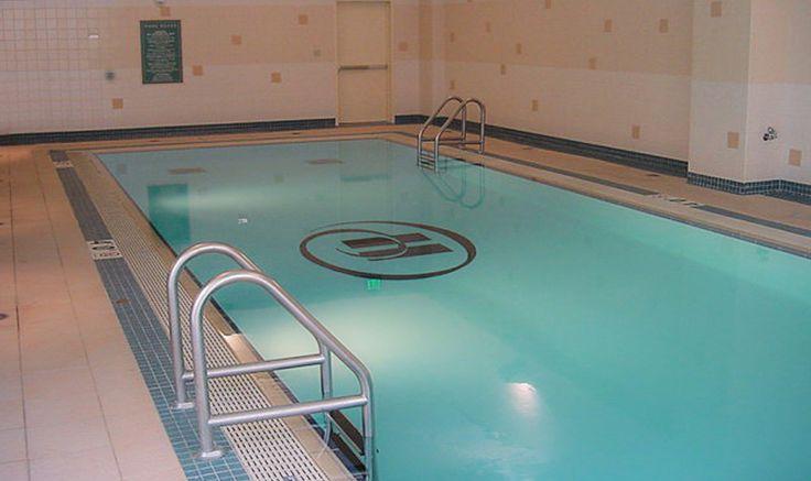 Hilton Portland & Executive Tower - Portland, OR - Myrtha Pools