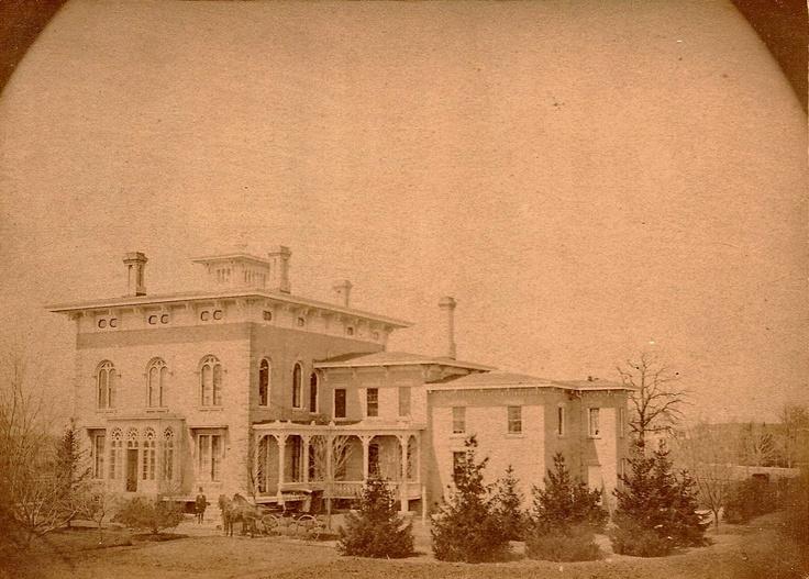 44 best Lincoln-Tallman House images on Pinterest ...