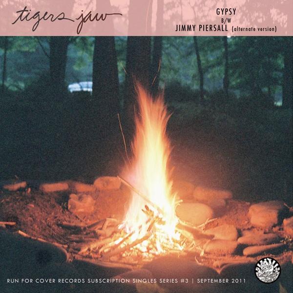 """Tigers Jaw - Gypsy/Jimmy Piersall 7"""""""
