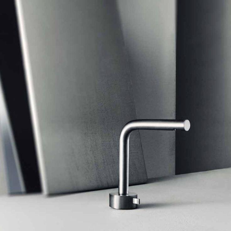 Beautiful tap designed by Naoto Fukasawa.