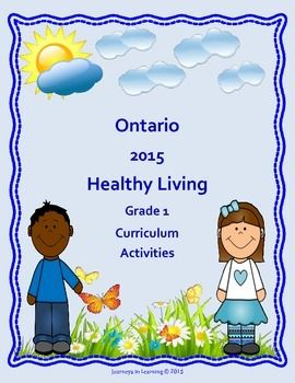 An easy and worry free way to deliver the new Healthy Living Curriculum!Use this resource as a starting point and expand as necessary, or to quickly cover an expectation.This resource covers the Healthy Living section is Part C in The Ontario Ministry of Education, Health and Physical Education (Grade 1) Ontario Curriculum Document.This resource does not replace the document.Created to facilitate the task of teaching the many required expectations in the Healthy Living section.The Healthy…