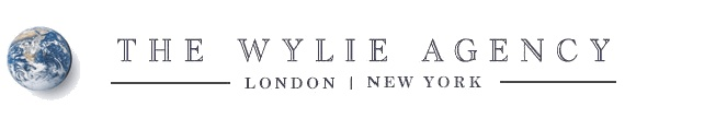 Wylie founded his eponymous literary agency in New York in 1980. He opened a second office in London in 1996. It now represents more than 700 clients and literary estates. Clients include A.M. Homes, the Harvard Lampoon, Al Gore, Salman Rushdie, and King Abdullah II.