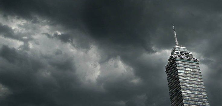 Pronostican lluvia fuerte la tarde de este lunes en CDMX