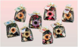 Scented Potpourri for Home .