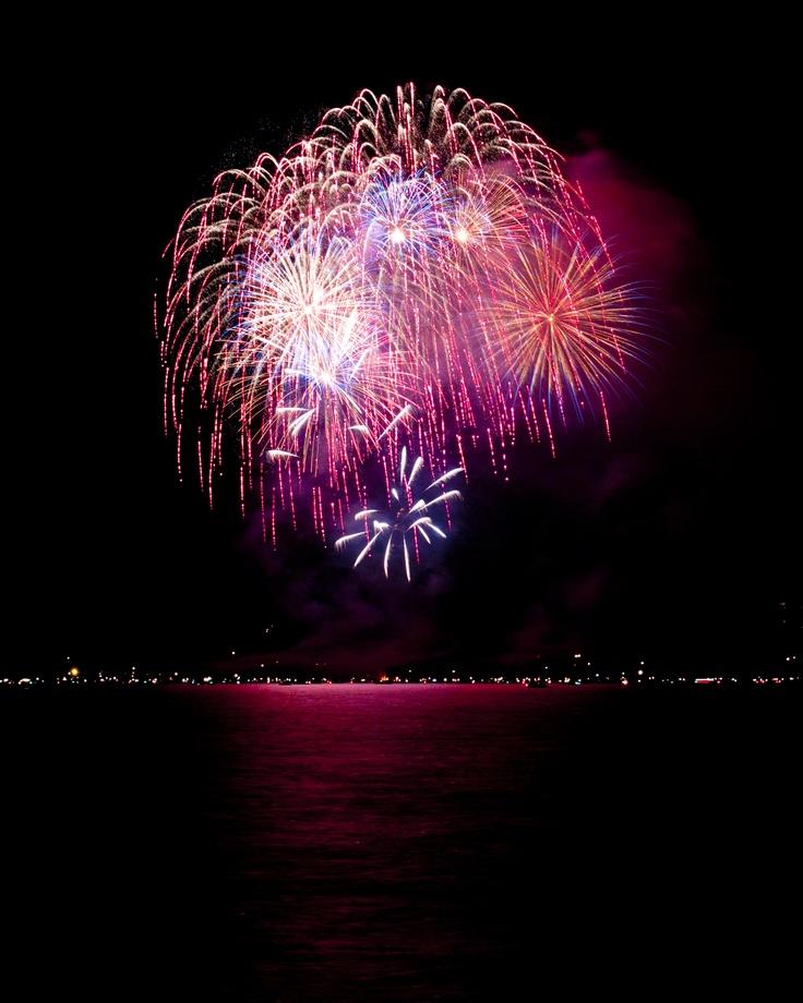 Fireworks - South Lake Tahoe