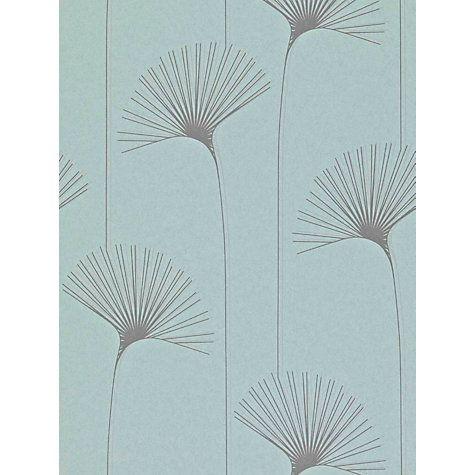 Buy Harlequin Delta Wallpaper, Duck Egg, 110107 Online at johnlewis.com