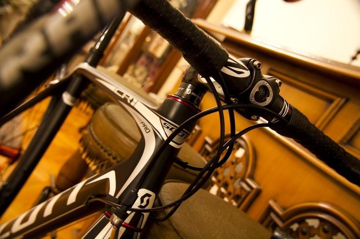 Scott CR1 Pro 2011