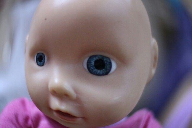 Кукла!