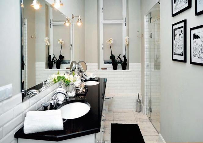 Aranżacja łazienki w stylu retro