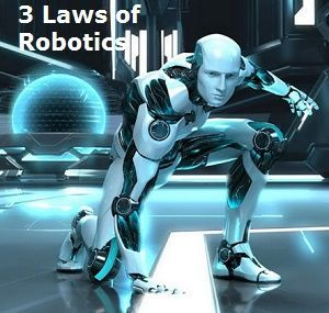 What are the Three Laws of Robotics and Who Created Them? This is an introductory guide into robot rules. It is a section explaining who created the 3 laws of robotics and how robot law may, or may not, affect human beings.