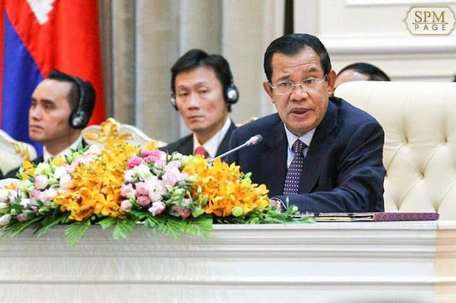 Hun Sen says no need for international community to recognise elections