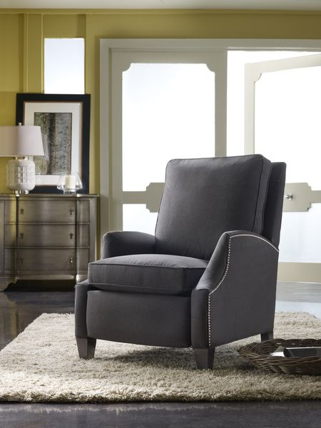 Chair. Sleek Recliner