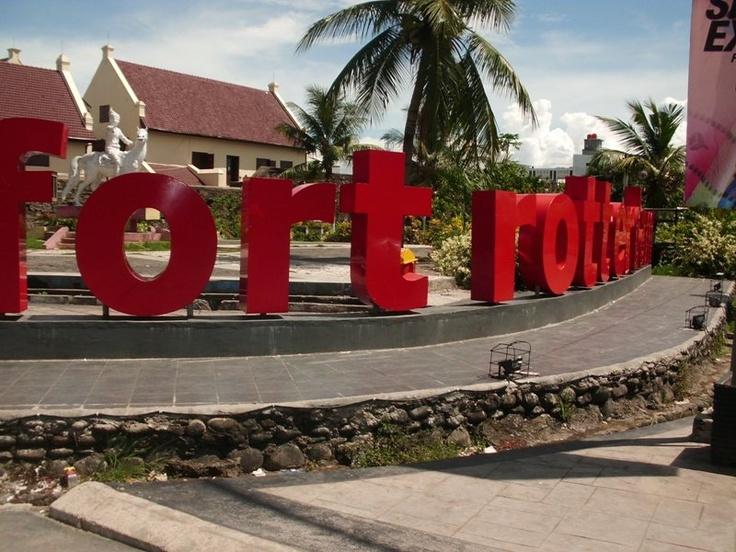 Fort Rotterrdam - Makassar-Indonesia