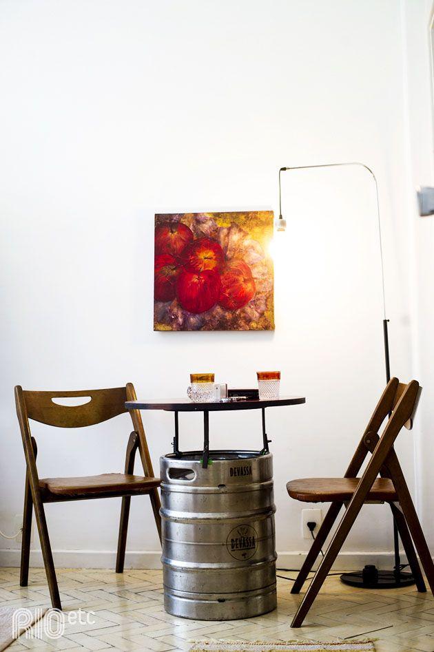 Top 25 Best Keg Table Ideas On Pinterest