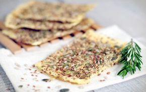 Gezonde+cracker+van+kaas+en+pitten