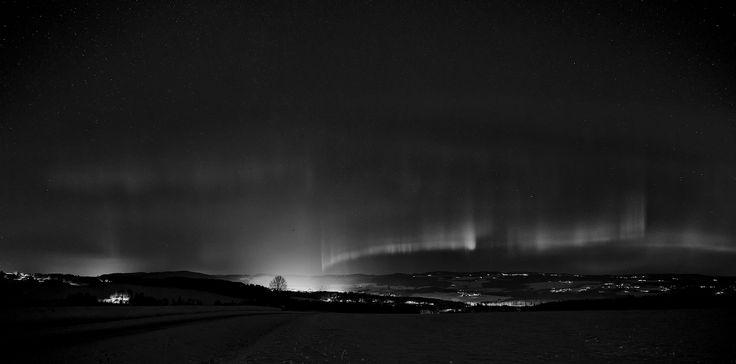 Dark Aurora by Vinni  Vigdal on 500px