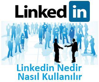 Linkedin çalışanlar, iş arayanlar ve işverenlerin buluşması amacıyla tasarlanmış bir sosyal iş yeri buluşma platformudur ,zaten link in anlamı bağlantı oluşturmadır.