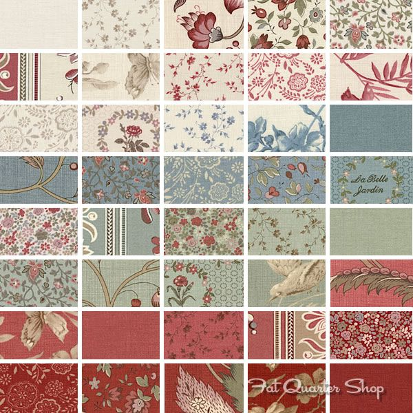 La Belle Fleur by French General for @ModaFabrics