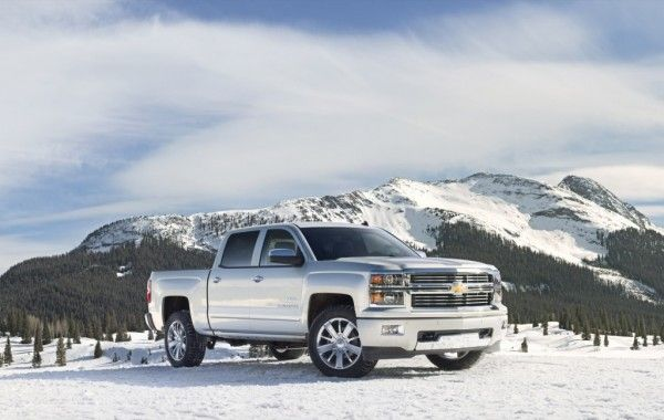 2014 Chevrolet Silverado 1500 Silver Wallpapers 600x380 2014 Chevrolet Silverado 1500 Review Details