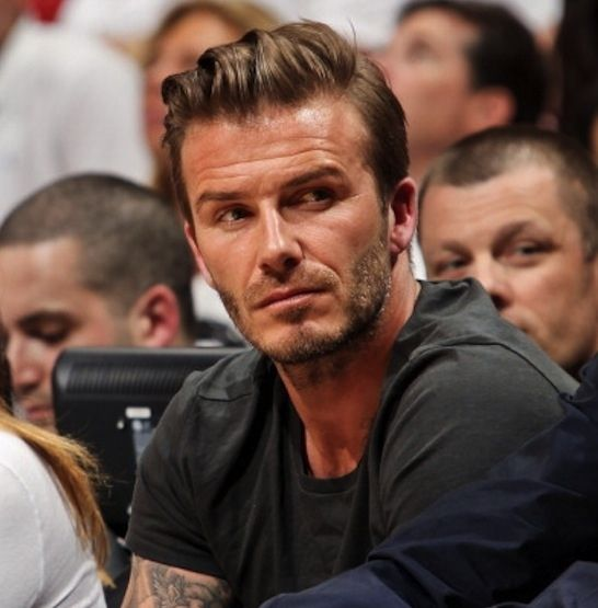 David Beckham | The 11 Hottest Male Athletes As Ranked By A StraightMan