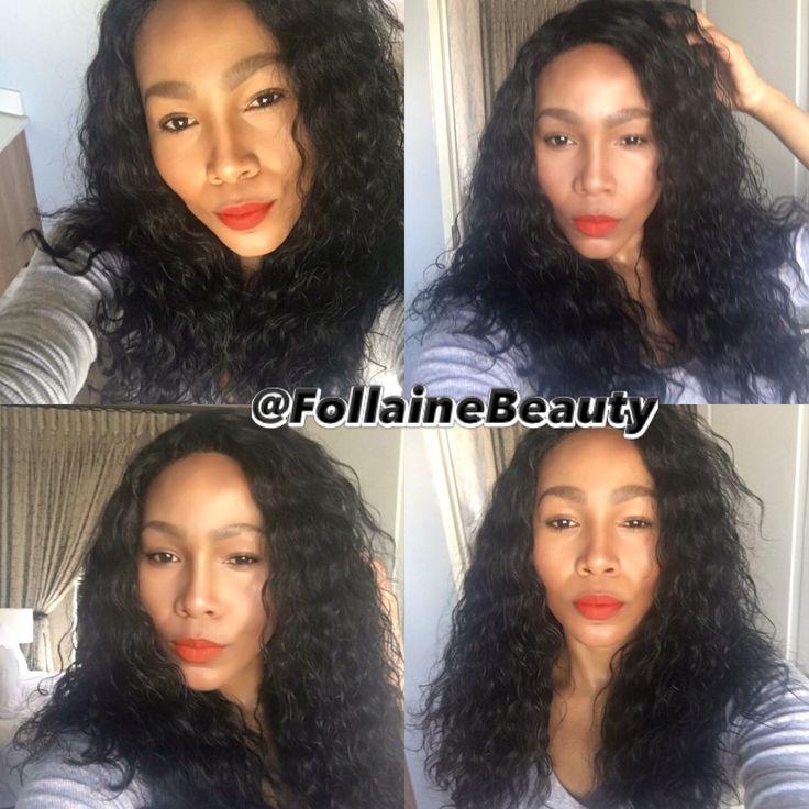 Love my Custom Wig from @follaineBeauty (insta or FB) please follow us😉