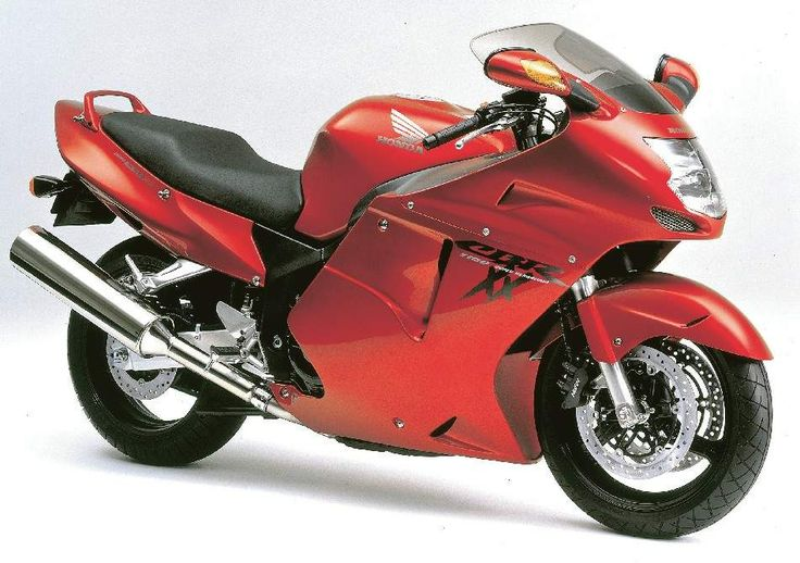 2002 Honda CBR 1100 XX Super Blackbird