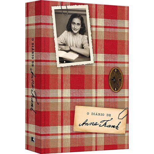 O Diário de Anne Frank - Anne Frank: O depoimento da pequena Anne Frank, morta pelos nazistas após passar anos escondida no sótão de uma casa em Amsterdã, ainda hoje emociona leitores no mundo inteiro. Seu diário narra os sentimentos, os medos e as pequenas alegrias de uma menina judia que, como sua família, lutou em vão para sobreviver ao Holocausto.