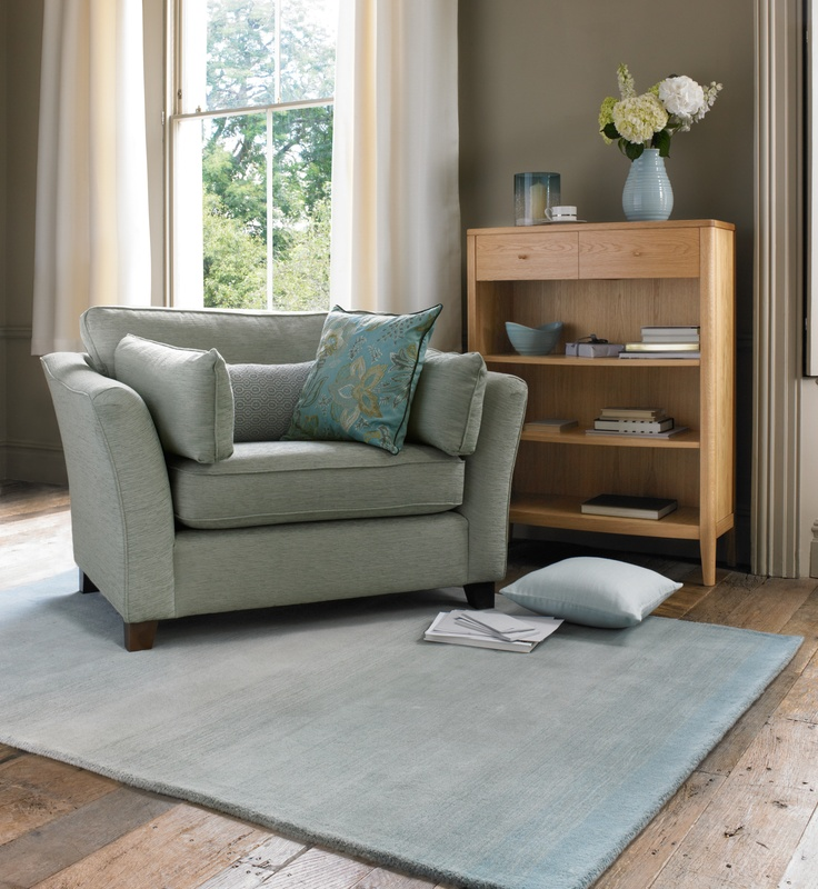 Living room inspiration for spring 2013