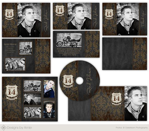 17 best ideas about graduation templates on pinterest for Senior photo collage templates
