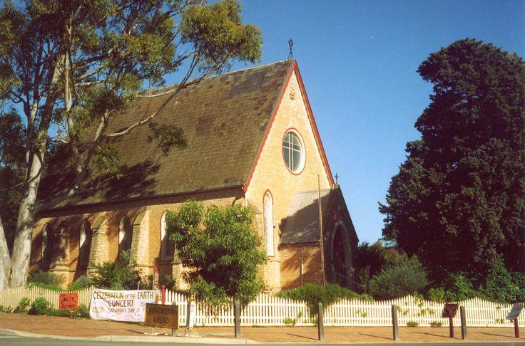 McLarenvale Church, South Australia.