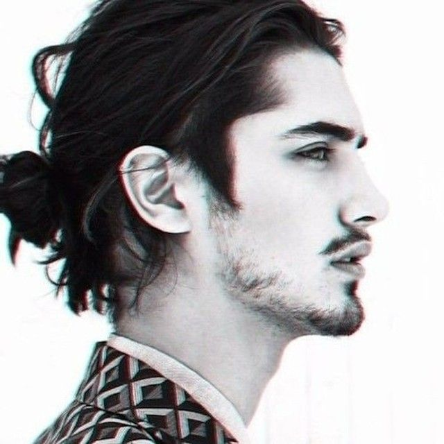 Incredible 1000 Images About Mens Top Knots On Pinterest Guys Mens Tops Short Hairstyles For Black Women Fulllsitofus