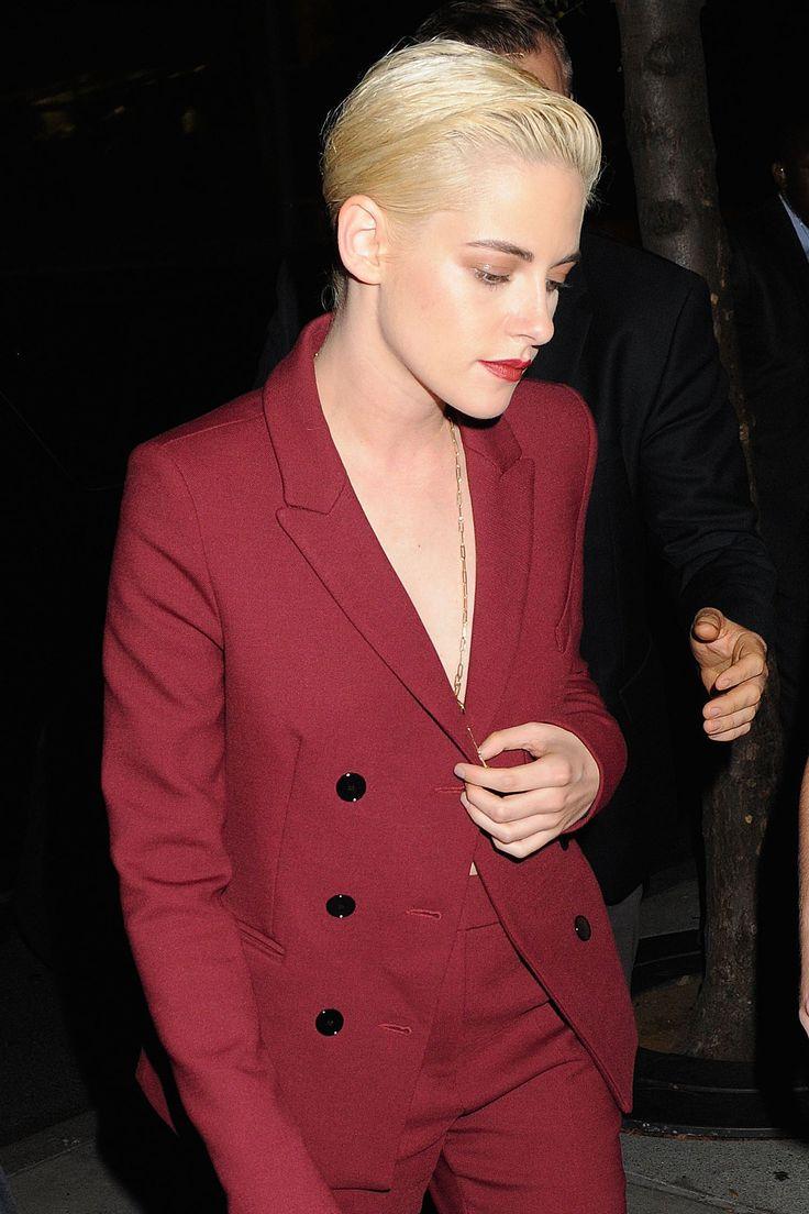 Kristen Stewart Gets One Step Closer to White-Hot Blonde