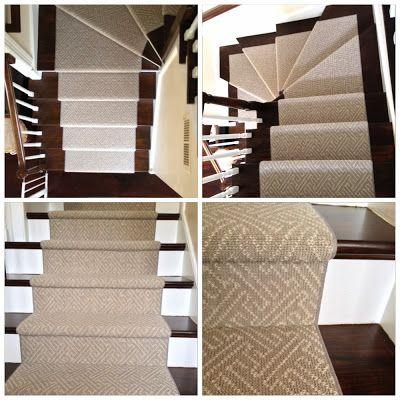 Greek Maze Pattern Stair Runner. Karastan in Leighland