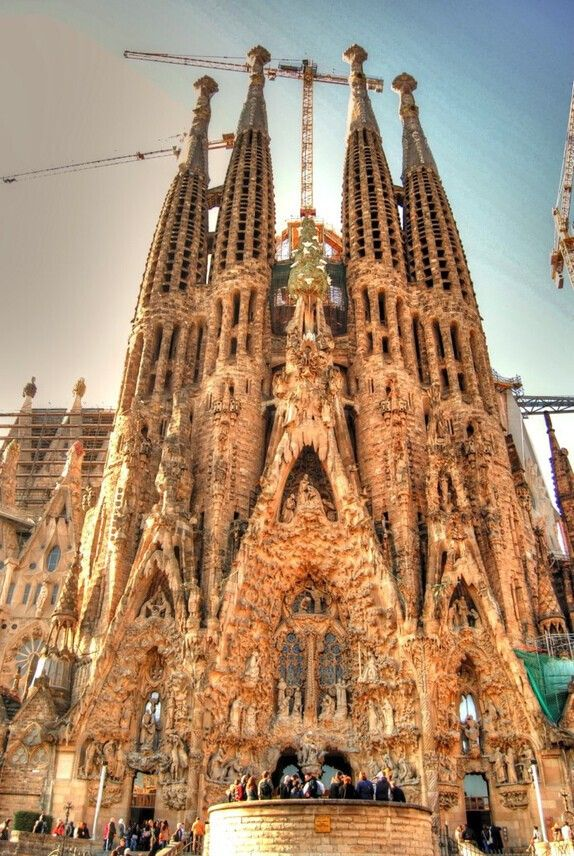 Barcelona on my trip wish list!