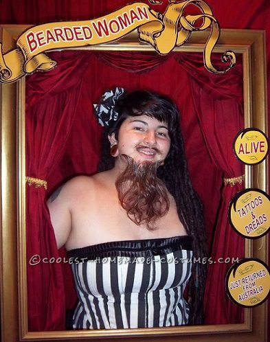 49 best images about circo on pinterest cute costumes - Disfraces halloween caseros ...