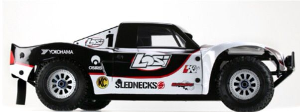 Rc gas losi 5ive 1/5 scale gas powered