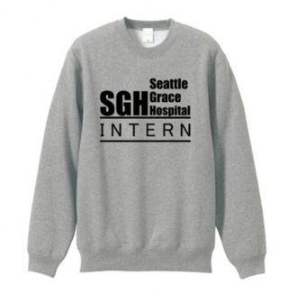 TV Series Greyu0027s Anatomy Sweatshirt Fleece Design