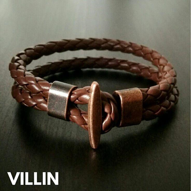 Yeahh baby, deze donkerbruin met bronzen armband is gewoon wauw 😍
