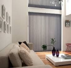 Vertical Blinds - Double Windows