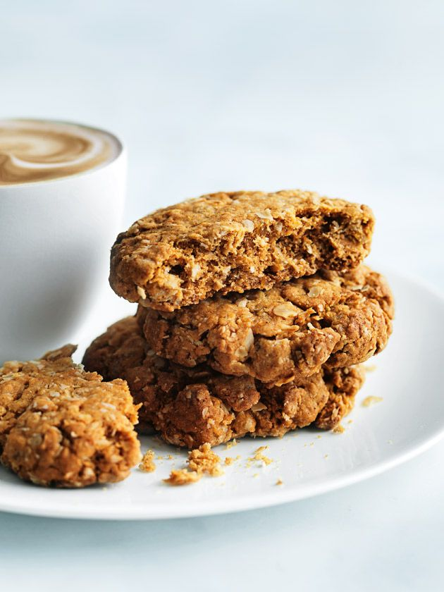 ginger oat cookies