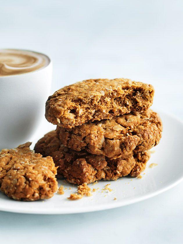 ginger oat cookies